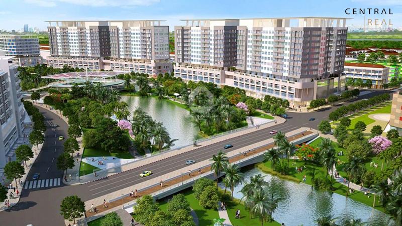 Thiết kế dự án khu đô thị Sala