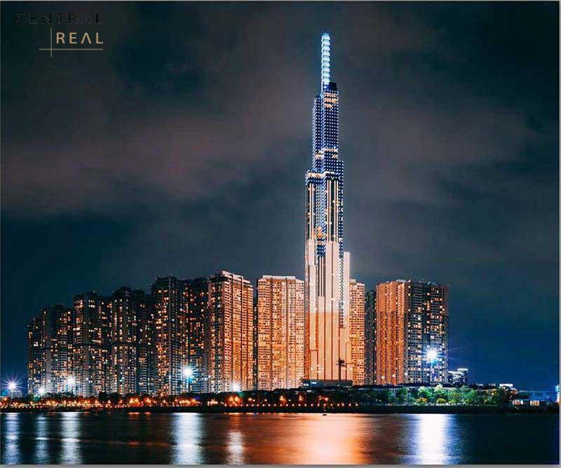 Tòa Landmark 81 tầng