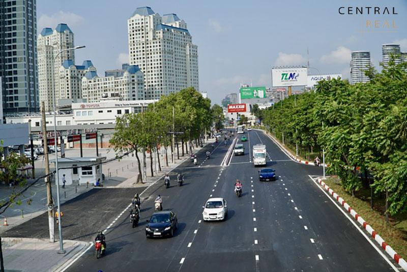 Quy hoạch đường Nguyễn Hữu Cảnh