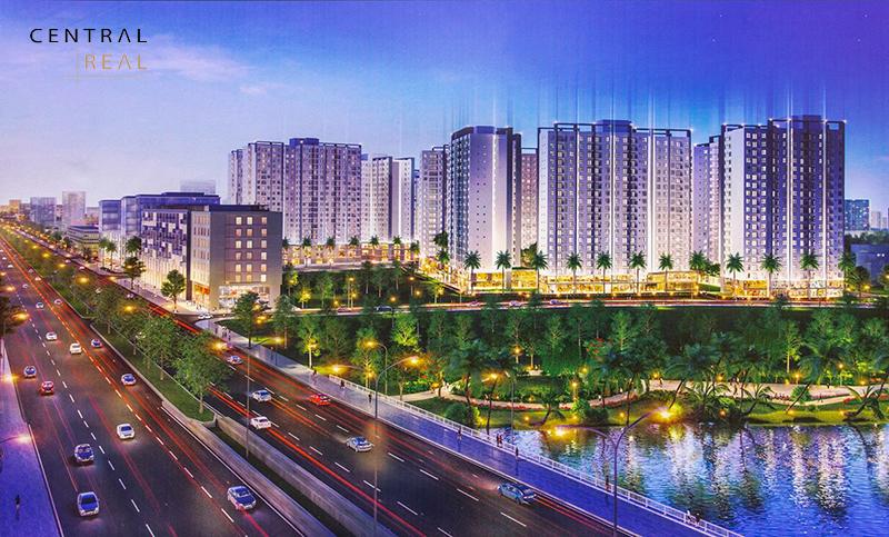 Dự án Akari City tại Q.Bình Tân