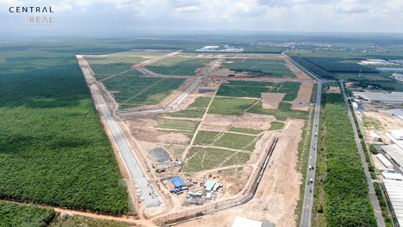 Tiến độ triển khai sân bay Long Thành