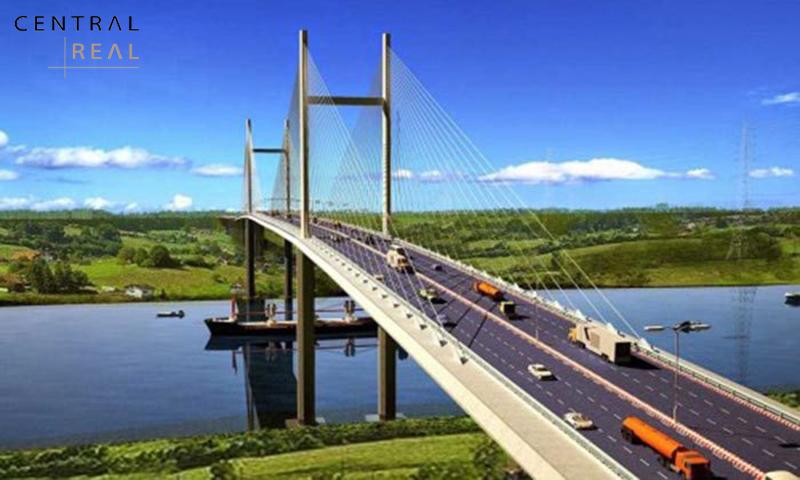Cầu Nhơn Trạch kết nối Quận 9 và Đồng Nai