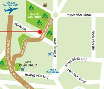 Tổng hợp thông tin và giá bán dự án Novaland quận Phú nhuận