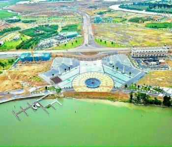 Cập nhật thông tin tiến độ Aqua City mới nhất tháng 10/2021