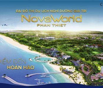 Tiến độ Novaworld Phan Thiết mới nhất tháng 10/2021
